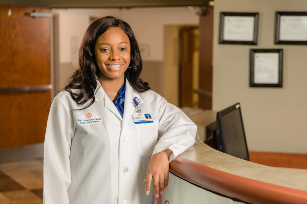 BEHIND THE MASK: Dr. Jelisa Carroll, DO: Fighting for the Dream