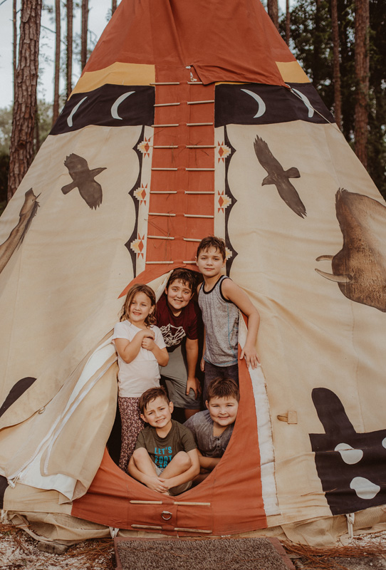 """CAMPING IN CAMDEN: The Perfect Outdoor """"Stay-cation"""""""