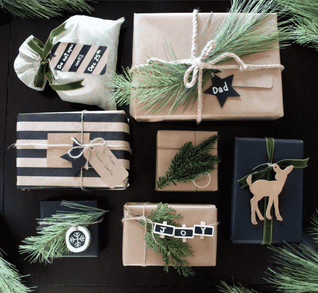 Spice Up Your Gift Wrapping With These Simple Add-Ons